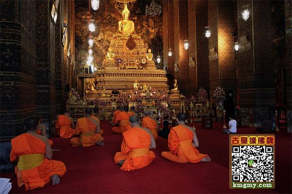 2017年6月泰国跑庙通知
