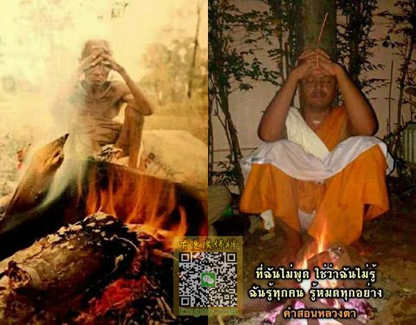 泰国500岁高僧已转世