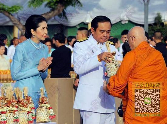 泰国不一样的母亲节