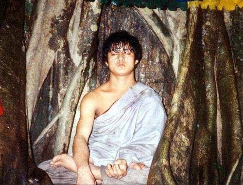 尼泊尔少年活佛,不吃不喝禅定6年