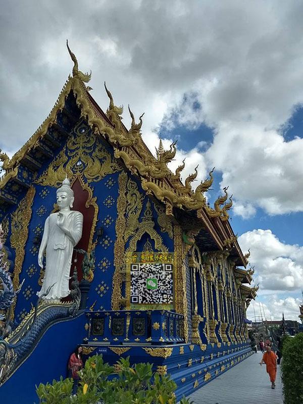 为什么泰国会有商业寺庙?内容图片