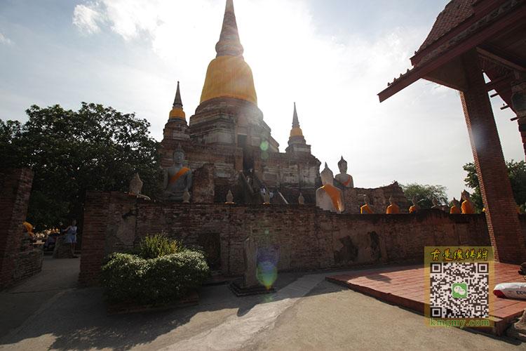 泰国大城府灵异不断重现