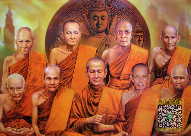 中国人和泰国对佛牌认知有何不同内容图片