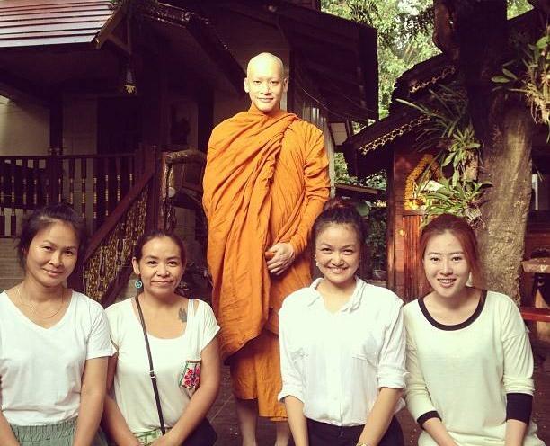 泰国男子为什么要出家?