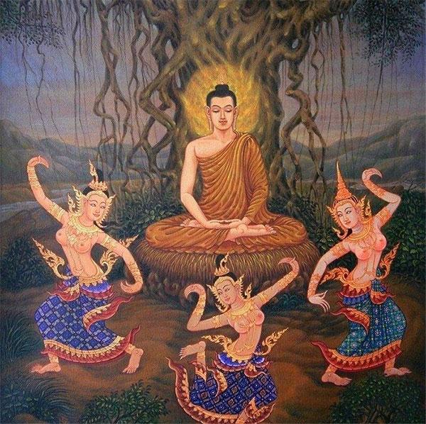 佛教因果故事-金色比丘,十八种丑相因果