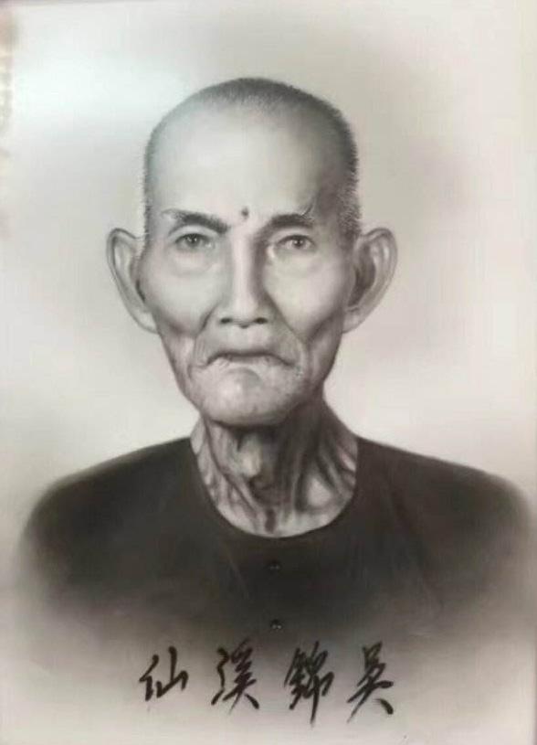 吴锦溪仙天官赐福图鉴3
