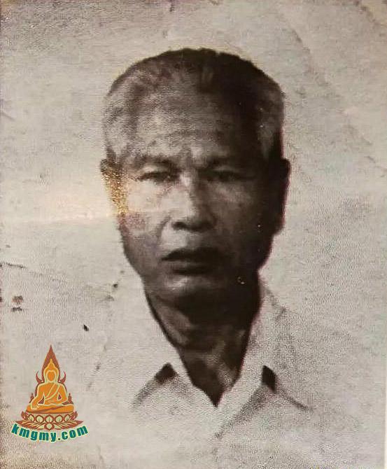 阿赞莱,泰国魂魄勇名师照片